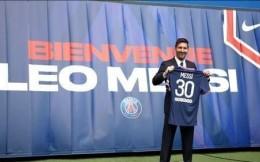 巴黎球衣的售价为150美元,耐克今年销售预期1000万件