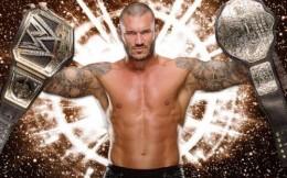 虎牙最前线-WWE最星讯最顶级的猎食者,最温柔的兰迪·奥顿