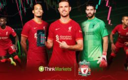 ThinkMarkets成为利物浦官方全球贸易伙伴