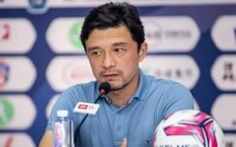 偷拍门事件后,谢晖宣布辞去南通支云主教练职务