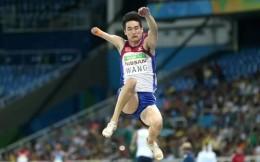 周佳敏、王浩将担任24日晚东京残奥会开幕式中国代表团旗手