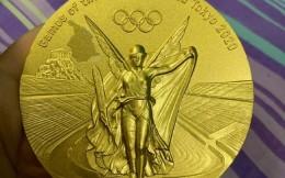 日本造币局回应朱雪莹奥运金牌掉皮:有问题请找东京奥组委