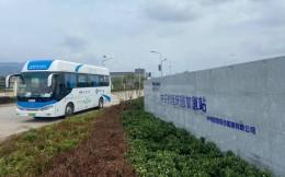 北京冬奥会将使用氢能源公交车