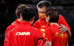 全运会乒乓球参赛名单:奥运阵容均在列 丁宁缺席