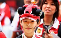 研究显示F1青少年活跃车迷数量已达2010万