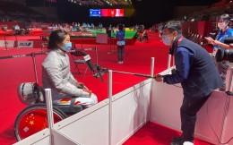 4金2铜!中国包揽东京残奥会轮椅击剑首日金牌