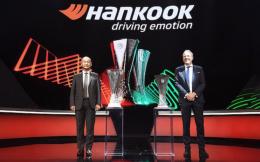 欧足联与韩泰轮胎续约至2024年