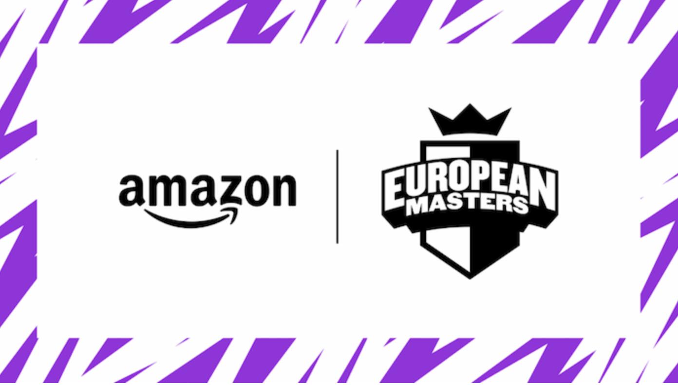 亚马逊成为英雄联盟欧洲大师赛冠名赞助商