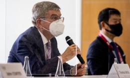 国际奥委会主席巴赫:北京冬奥会将执行与东京奥运会相同的防疫原则