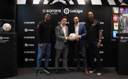 西甲联盟与范特西游戏平台Sorare建立合作