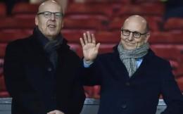 英媒:格雷泽家族出售曼联500万股股票 已套现近1亿美元