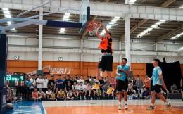 NBA 3X三人篮球挑战赛西安站完美收官,西安本土球队天九共享捍卫主场