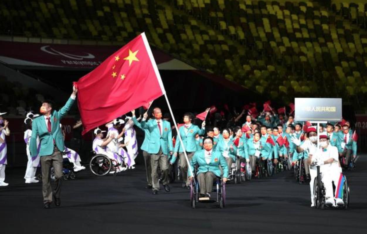 中华全国总工会授予郭玲玲等49位残奥健儿全国五一劳动奖