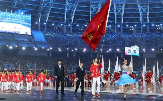 朱婷、汪顺、施廷懋等奥运冠军领衔全运代表团旗手阵容