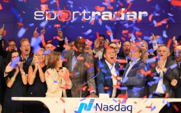 体育数据巨头Sportradar正式登陆美股 首日破发收跌约7%