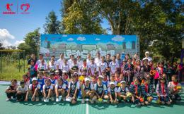 运动点燃希望!乔丹体育向云南普洱捐赠128万 助推体教融合