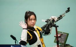 奥运冠军难夺全运冠军再添一例!杨倩夺全运会射击10米气步枪铜牌