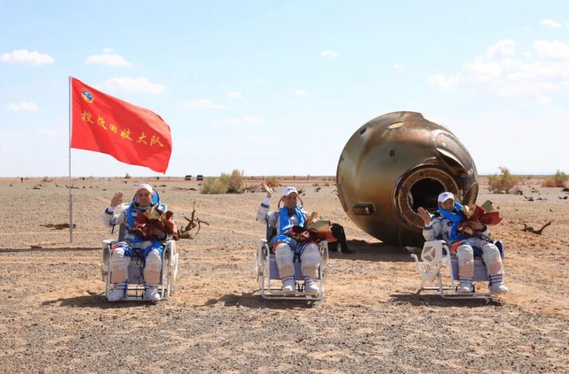 神舟十二号回家,探路者用科技力打造航天史最硬核联名