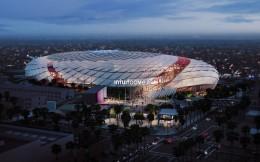 快船举行新球馆奠基仪式,冠名费用每年2200万美元