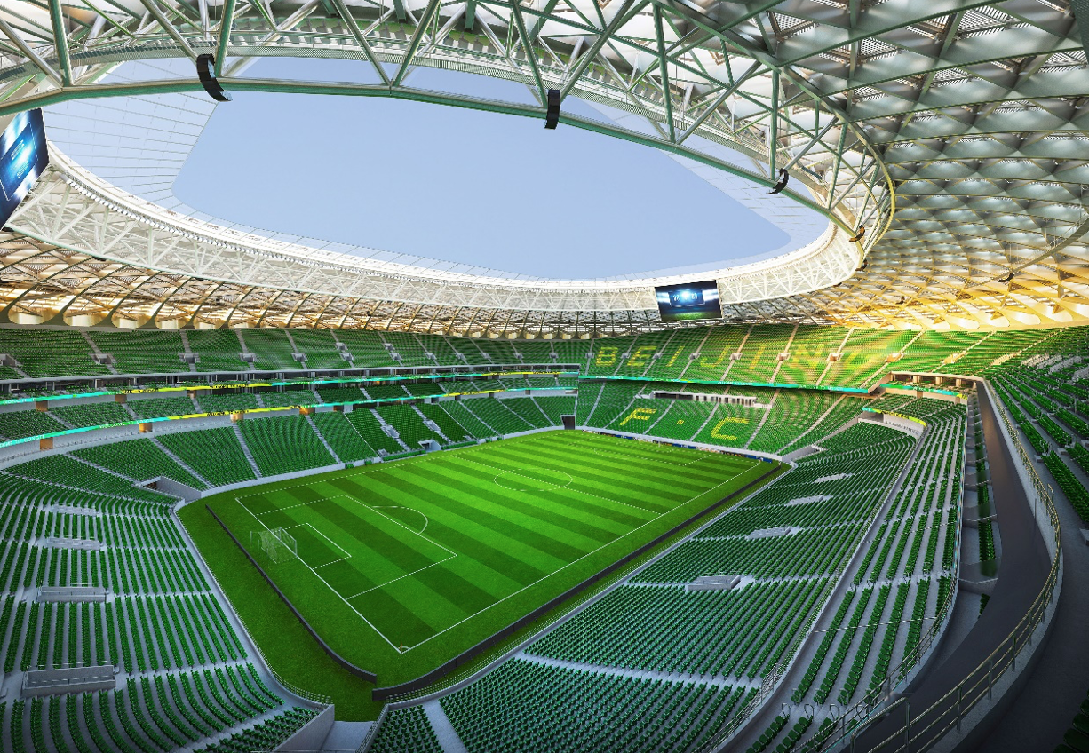 工体改造复建 带你看看未来 专业足球场+城市新花园
