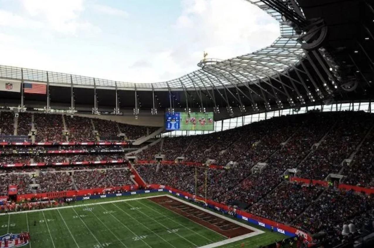 在线汽车零售商Cinch成为NFL伦敦赛赞助商