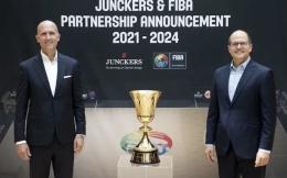 签约至2024年!Junckers成为国际篮联全球木地板供应商