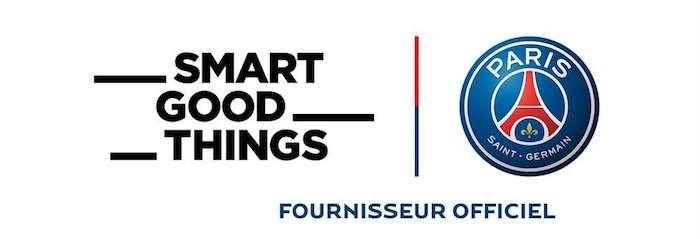 巴黎圣日耳曼与Smart Good Things签约三年