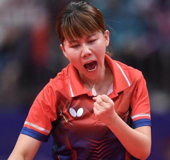 辽宁队全运会乒乓女团夺冠 三胜奥运冠军领衔球队