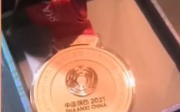 全运会司机捡到金牌误以为是月饼,系河南空手道冠军大意遗失