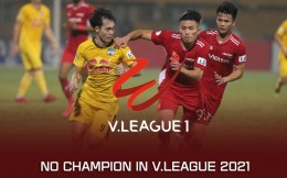 受疫情影响,越南足球联赛停止举办