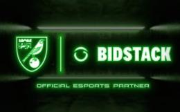 Bidstack成为英超诺维奇首家官方电竞合作伙伴