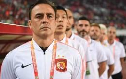 广州队官宣与主教练卡纳瓦罗终止合约