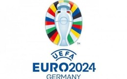 2024德国欧洲杯LOGO正式发布 取用了55个会员国的旗帜色彩