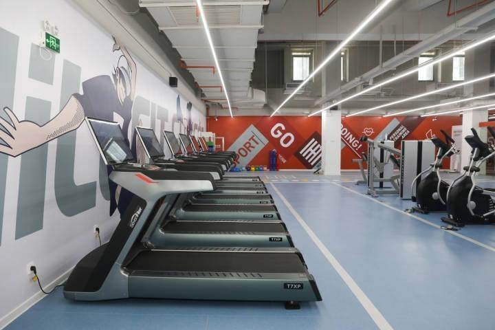 乐刻于中国美院开设首家校园智慧健身房,年卡360元