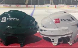 丰田成为NHL明尼苏达狂野头盔赞助商
