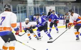 第三届全国大学生冰球联赛开幕,17支球队角逐引爆冰球热潮