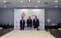 健康护理品牌Plameca成为西班牙人亚洲官方合作伙伴