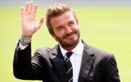 真壕!卡塔尔砸1.5亿英镑签小贝作为世界杯形象大使