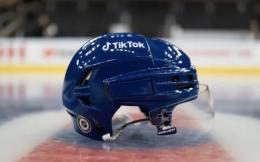 TikTok成为NHL多伦多枫叶头盔赞助商